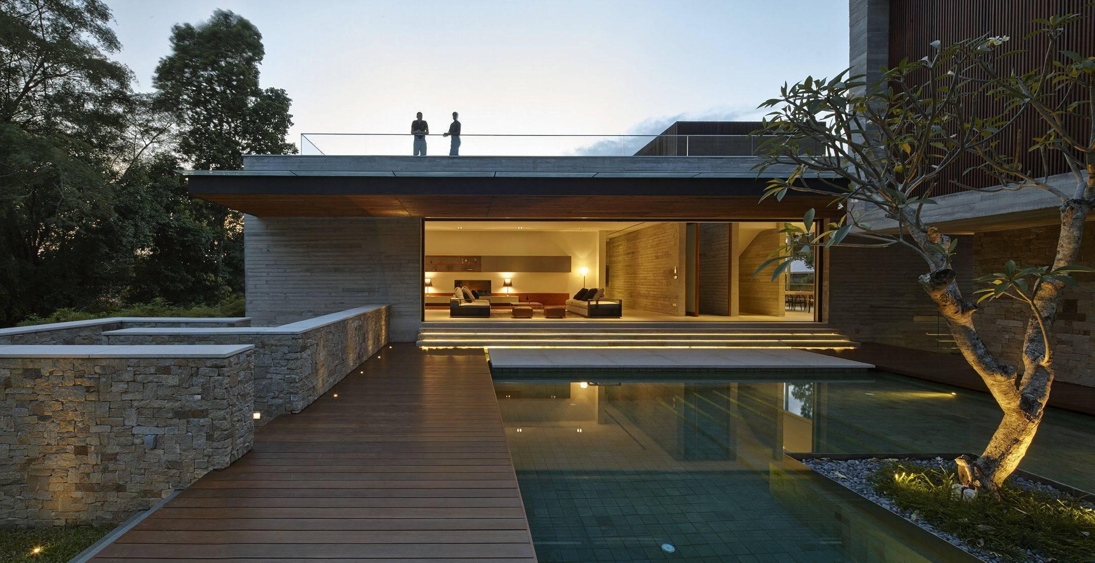 Стеклянный дом (фото): преимущества и недостатки домов со стеклянными фасадами. стеклянные дома с деревянным каркасом