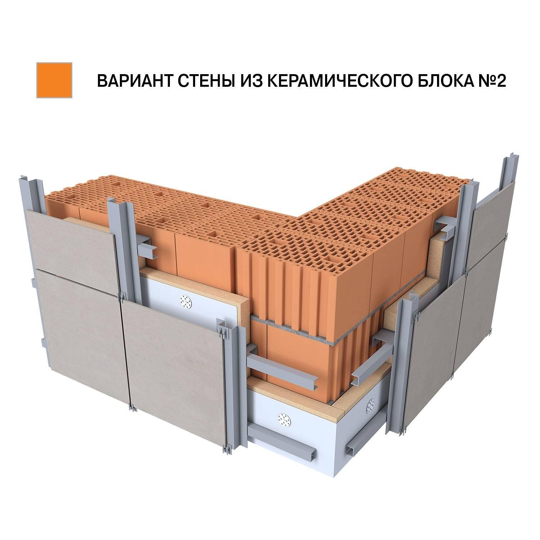 Крупноформатные блоки. поризованные керамические блоки, достоинства, недостатки и особенности использования