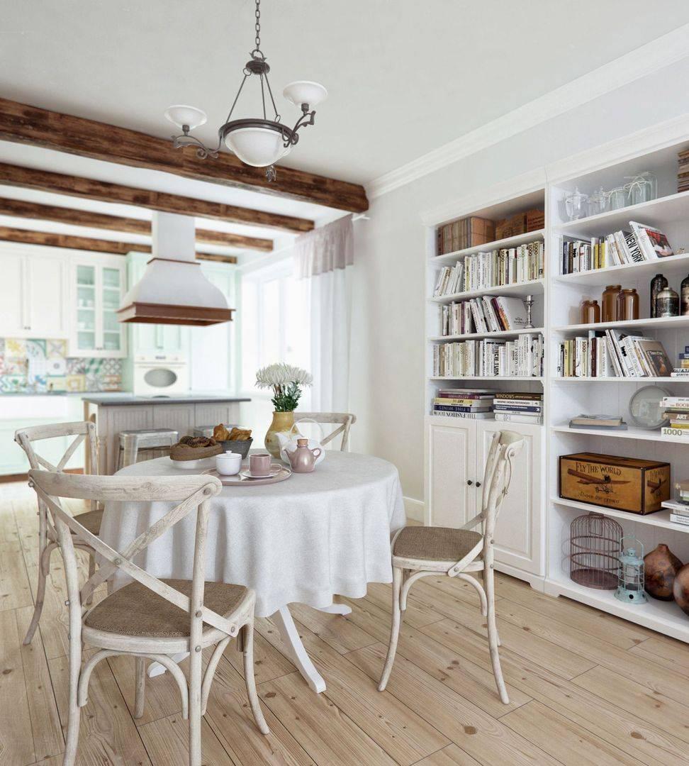 Фото загородных домов и стилей оформления интерьера