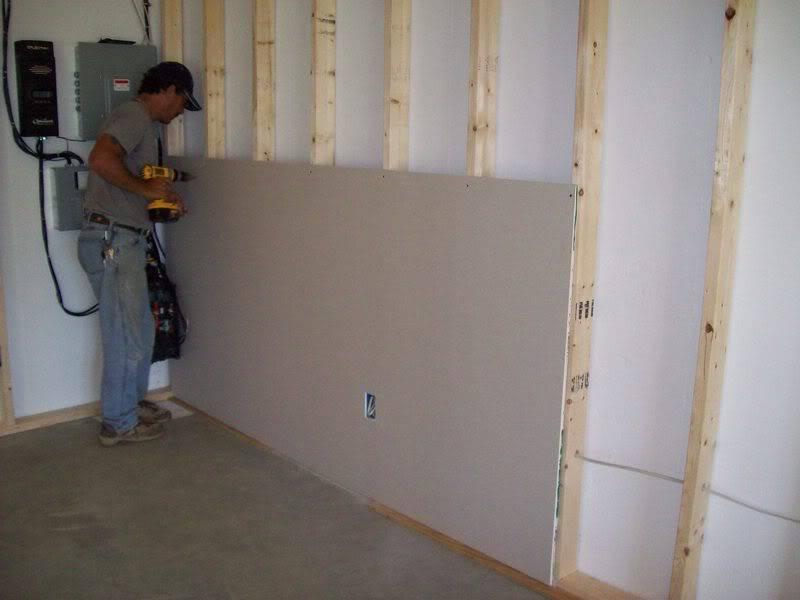 Обшивка/отделка стен гипсокартоном своими руками