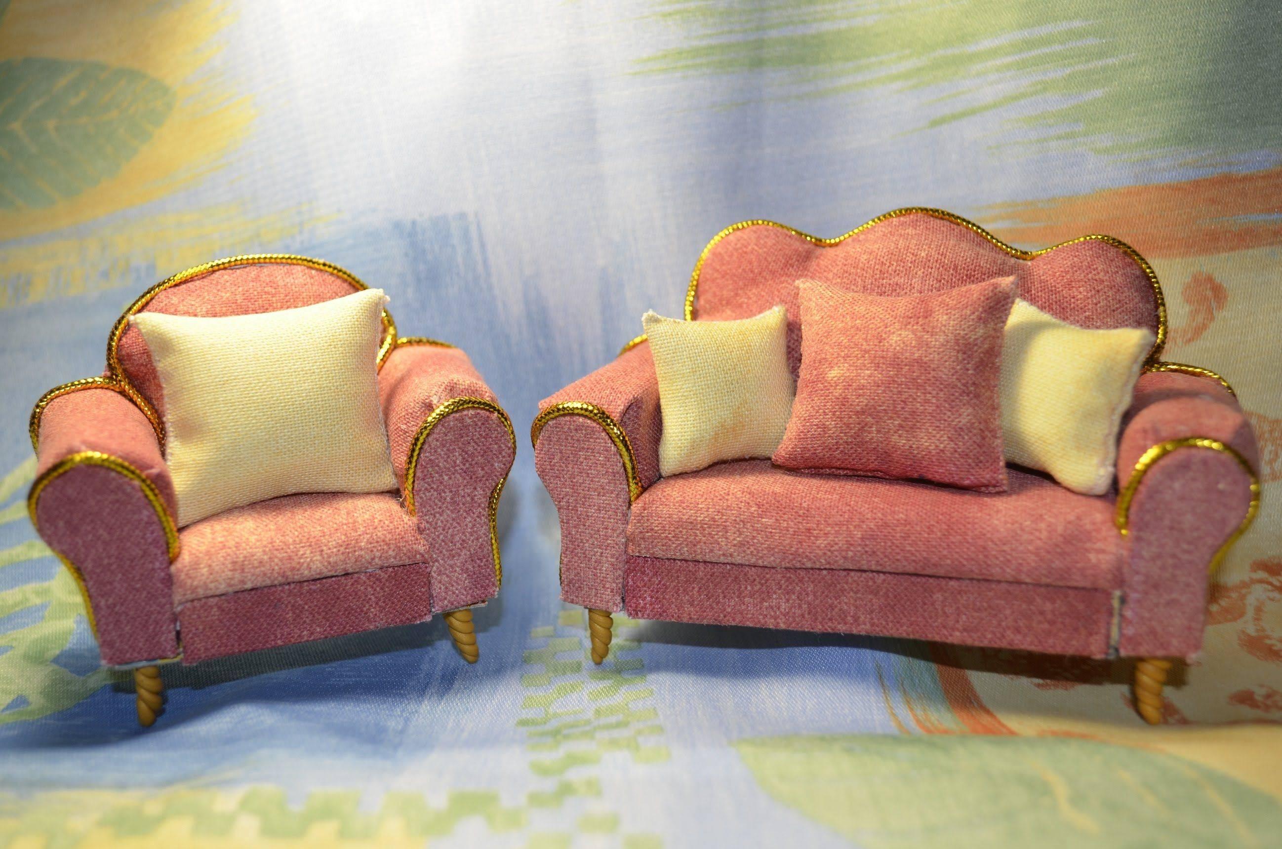 Мебель для кукол из фанеры, детальная инструкция по изготовлению
