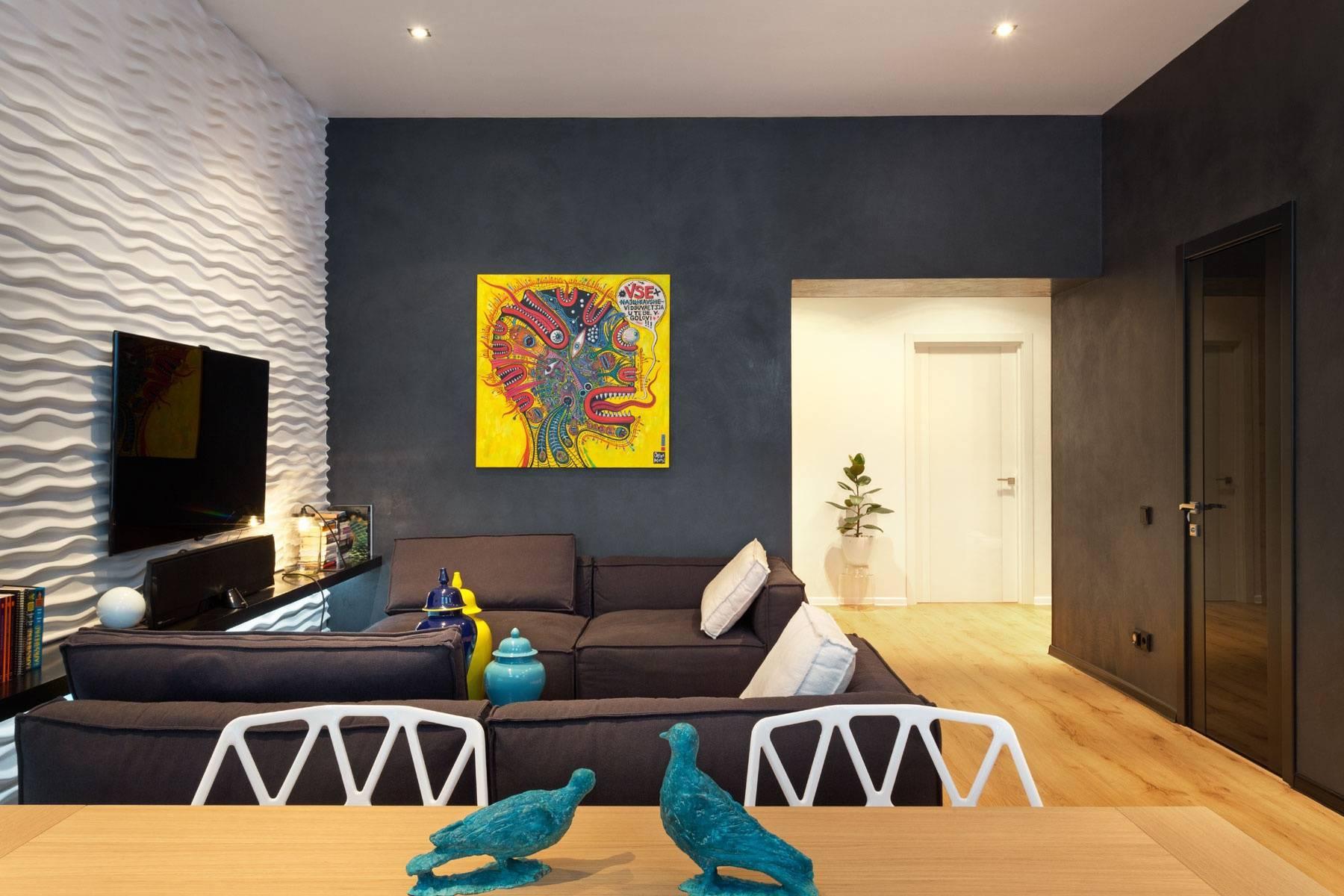 Краска для стен в квартире должна быть безвредной и красивой