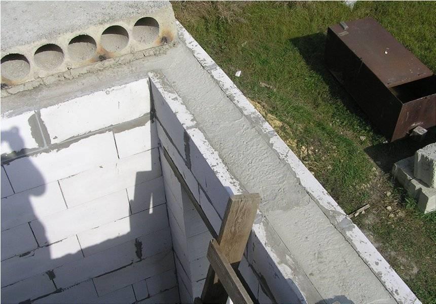 Размер газоблока для строительства дома: для перегородок стандарт, габариты (толщина, ширина, длина и высота)