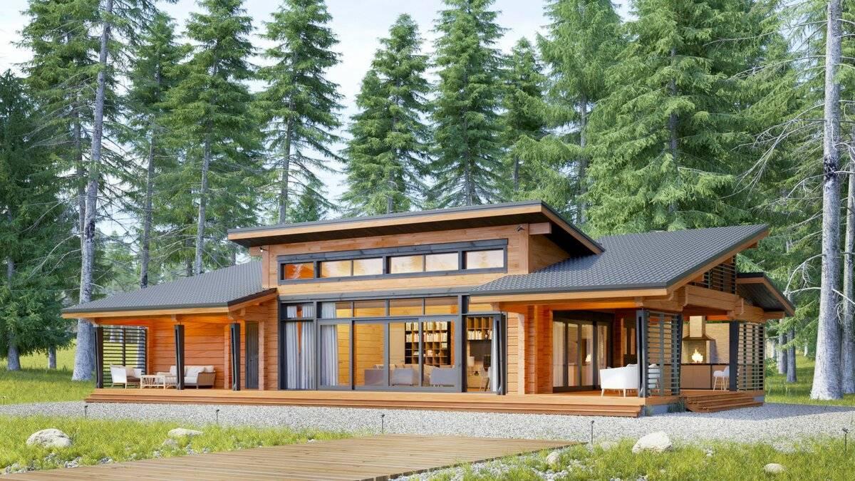 Проекты финских одноэтажных домов — топ-30 лучших вариантов, цены