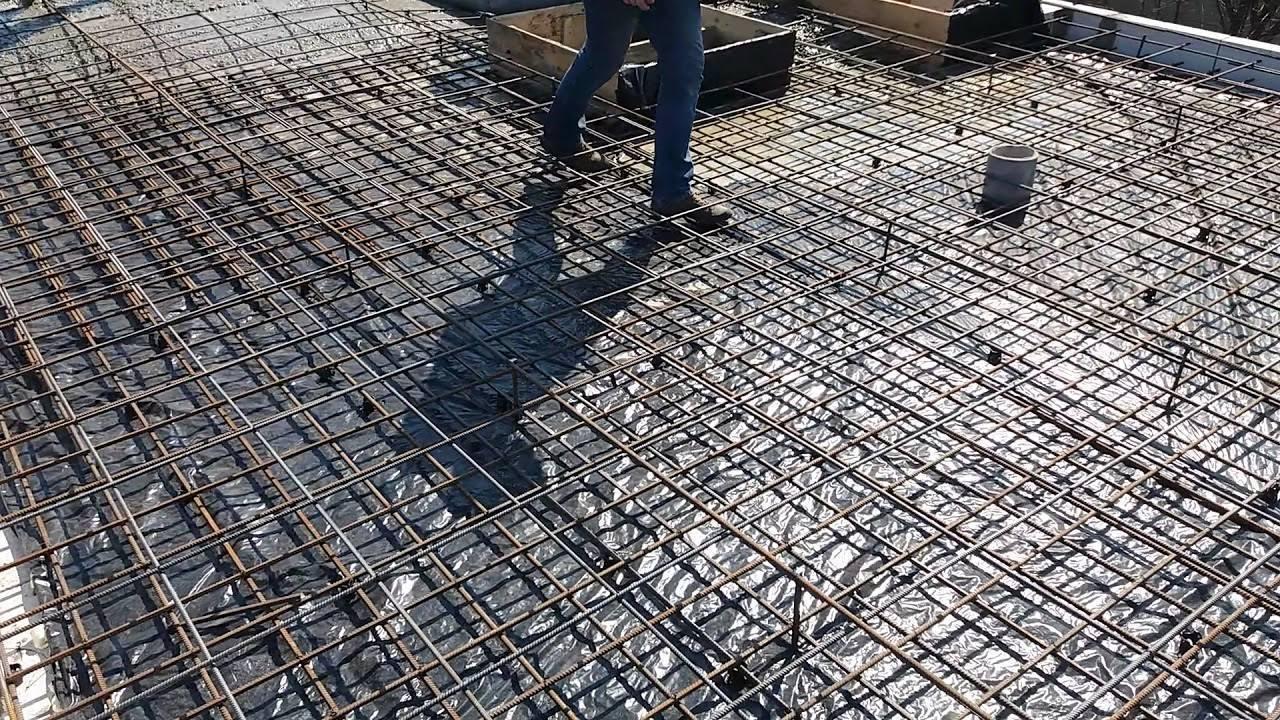 Сборно-монолитное перекрытие: как сделать своими руками? особенности плит из пенобетона или бетона «марко» и ytong