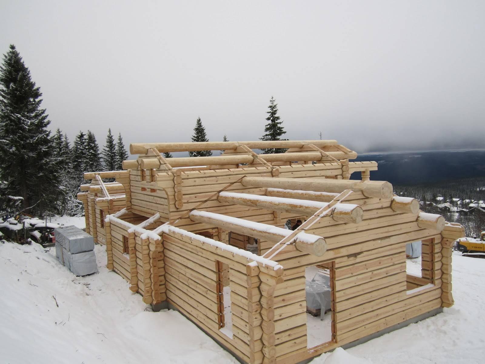 Деревянные дома из лафета. цена сруба дома из лафета ручной рубки