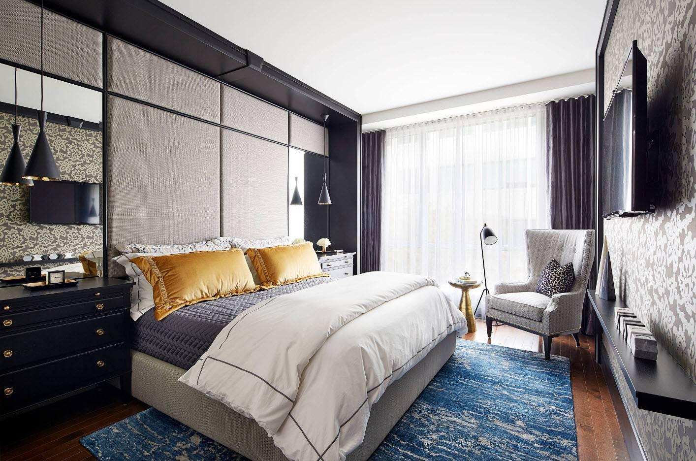 7 главных тенденций в интерьере спальни в 2020 году (79 фото)