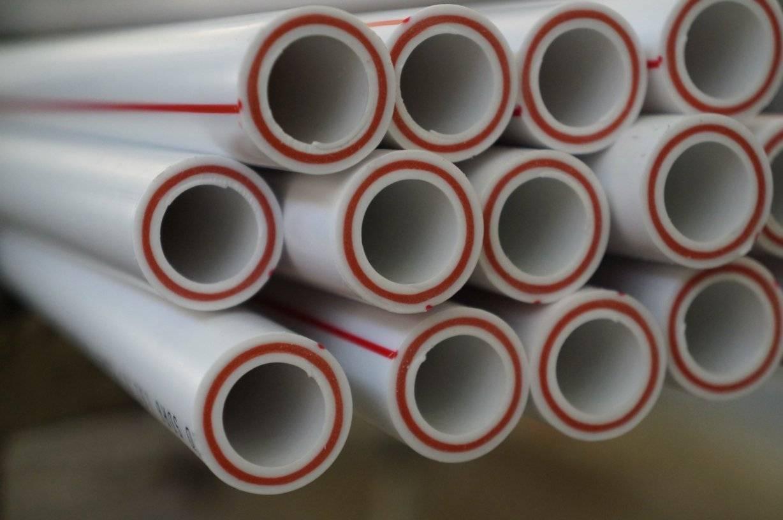 Полипропиленовые водопроводные трубы