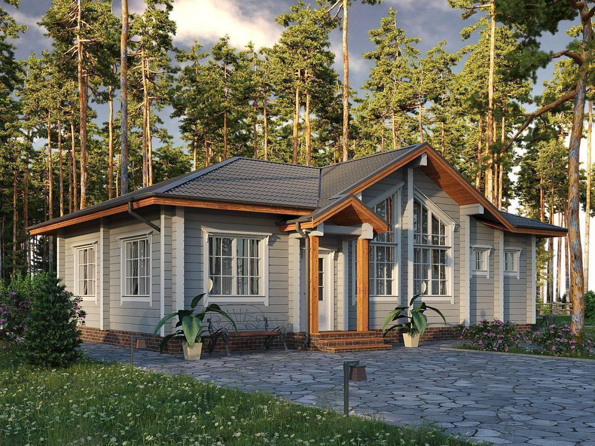 Топ-3 особенности в планировке финского одноэтажного дома
