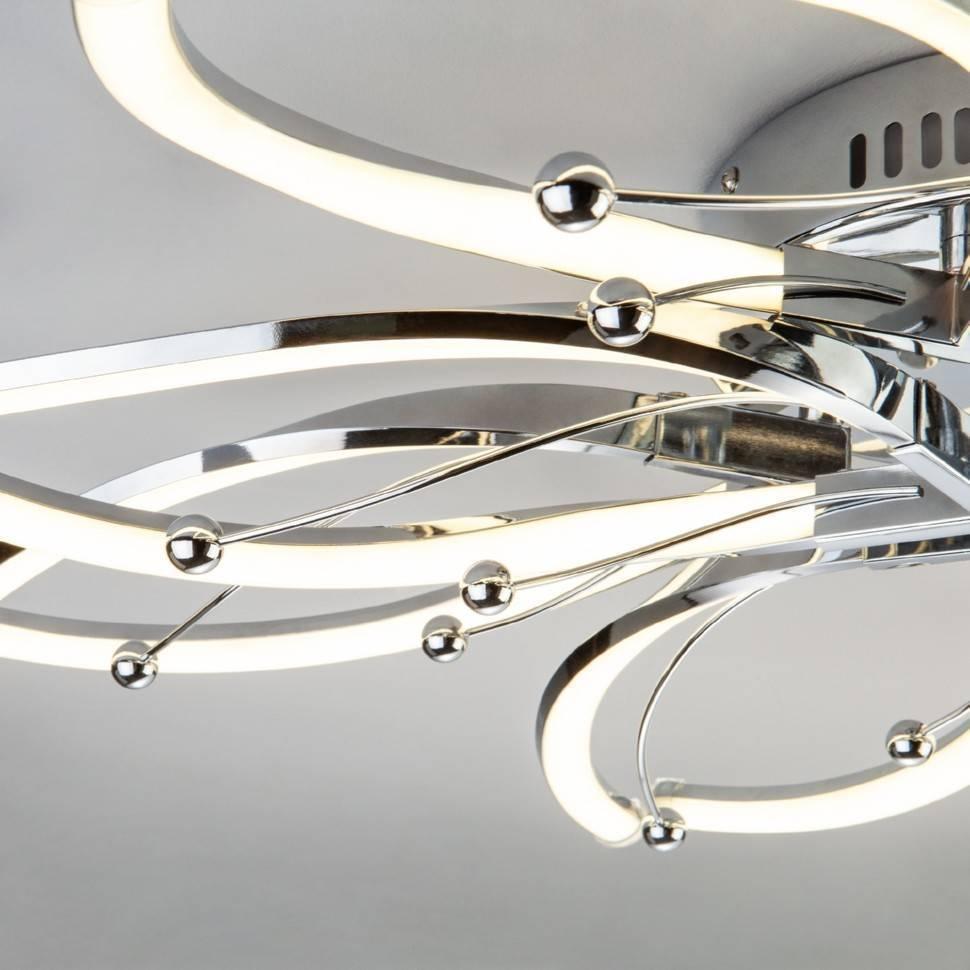 Светодиодные люстры – лучшие модели, особенности их установки и применения (95 фото)