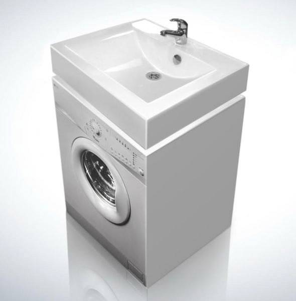 Как установить раковину над стиральной машиной – подробная инструкция