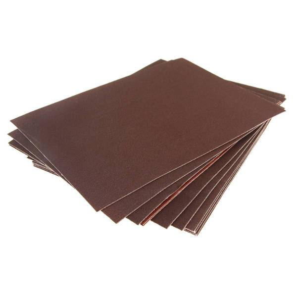 Маркировка наждачной бумаги по зернистости в зависимости от её назначения: виды шкурок по дереву и металлу +фото