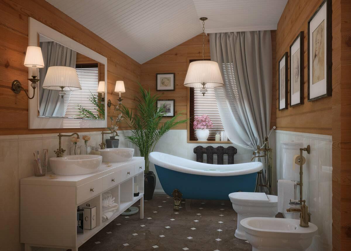 7 материалов для отделки полов в ванной комнате | строительный блог вити петрова