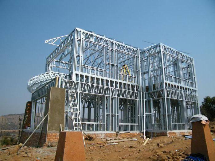 Применение новых технологий при строительстве частных домов