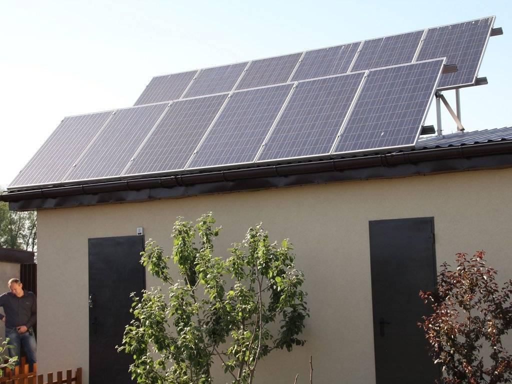Альтернативная энергетика для дома - разновидности и устройство