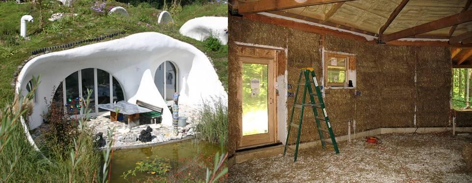 Строим дом из грунта — забытая технология землебитного строительства