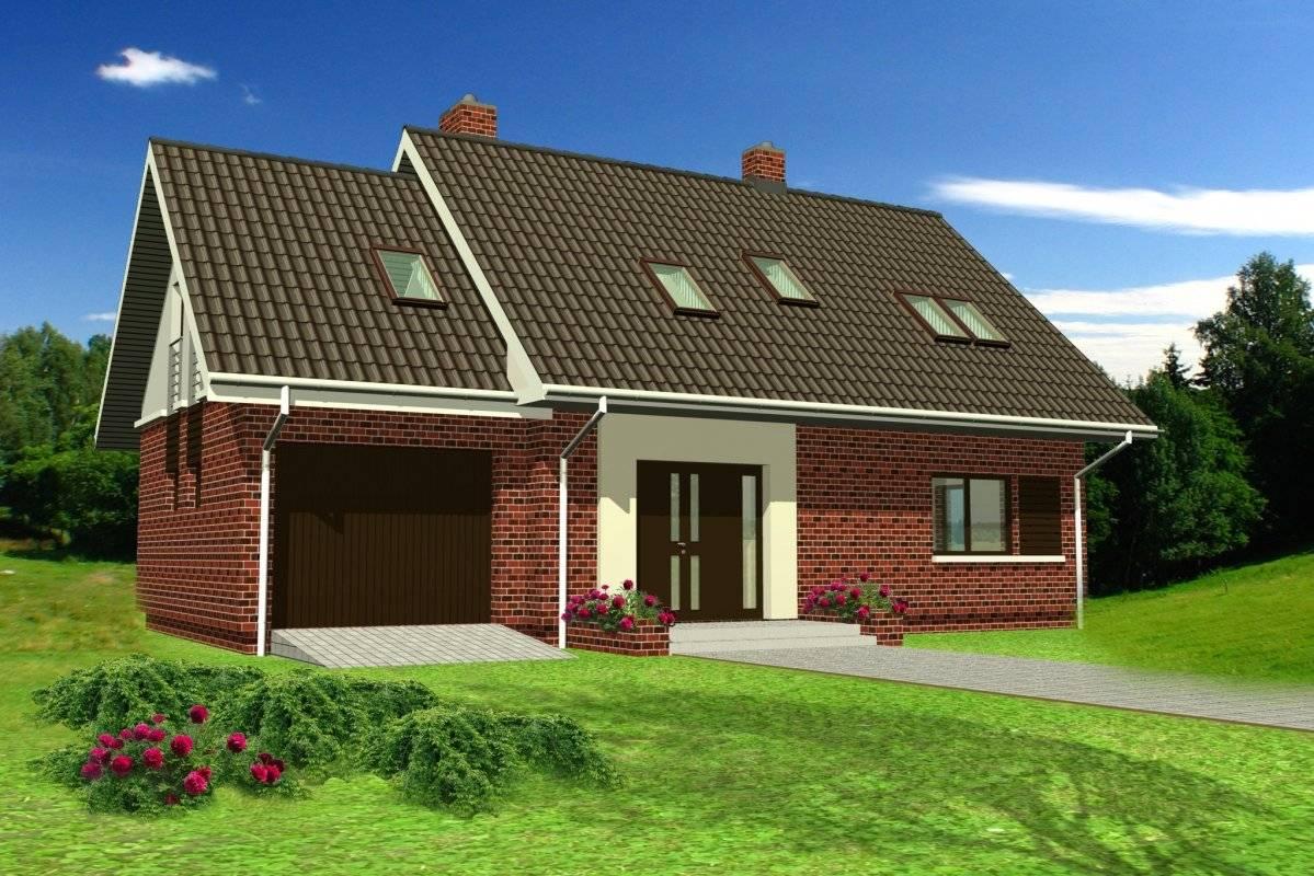Керамический кирпич - фото кирпичных домов и характеристики по гост