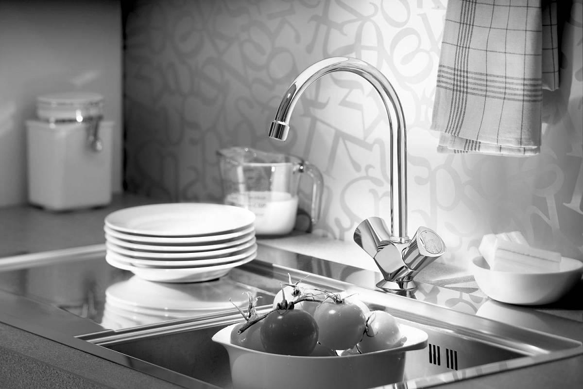 Как выбрать смеситель для кухни: виды, особенности какой лучше?