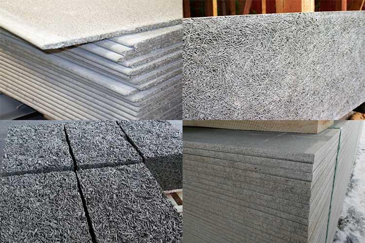 Цементно–стружечная плита (цсп) — применение, технические характеристики, толщина, вес