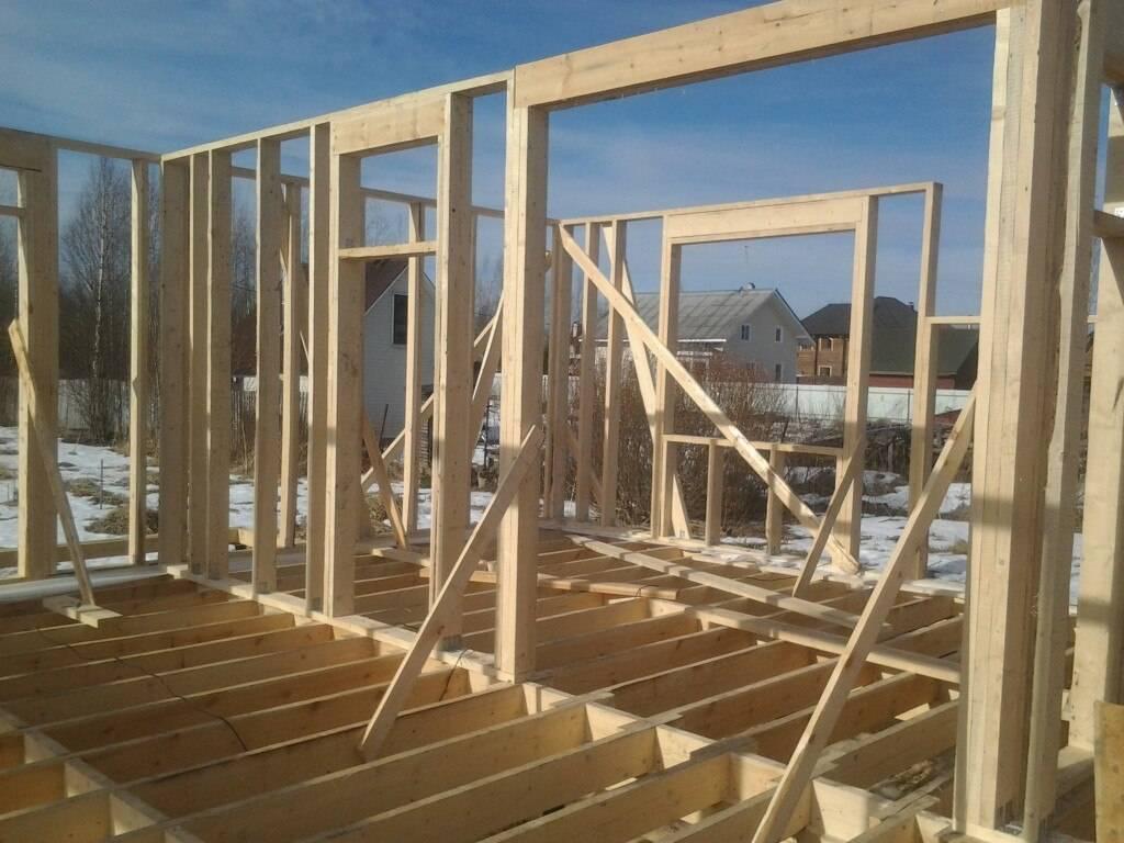 Каркасный дом: на чем можно и нельзя экономить при строительстве