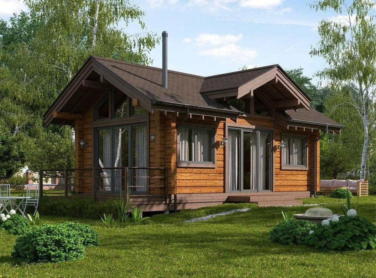 Проекты финских одноэтажных домов - лучшие идеи и варианты планировки