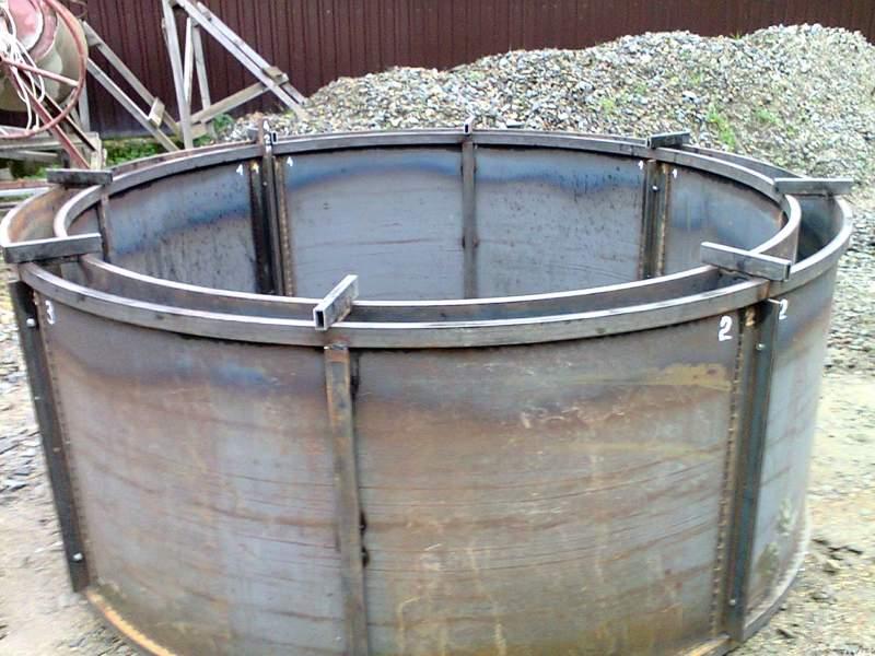 Как правильно сделать колодец из бетонных колец?