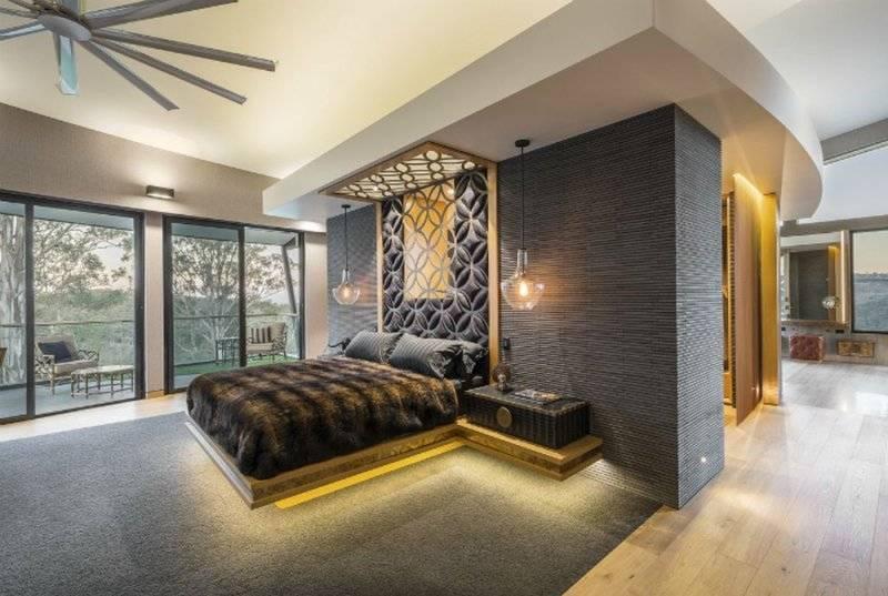 Дизайн интерьера спальни: 27 фото в современном стиле