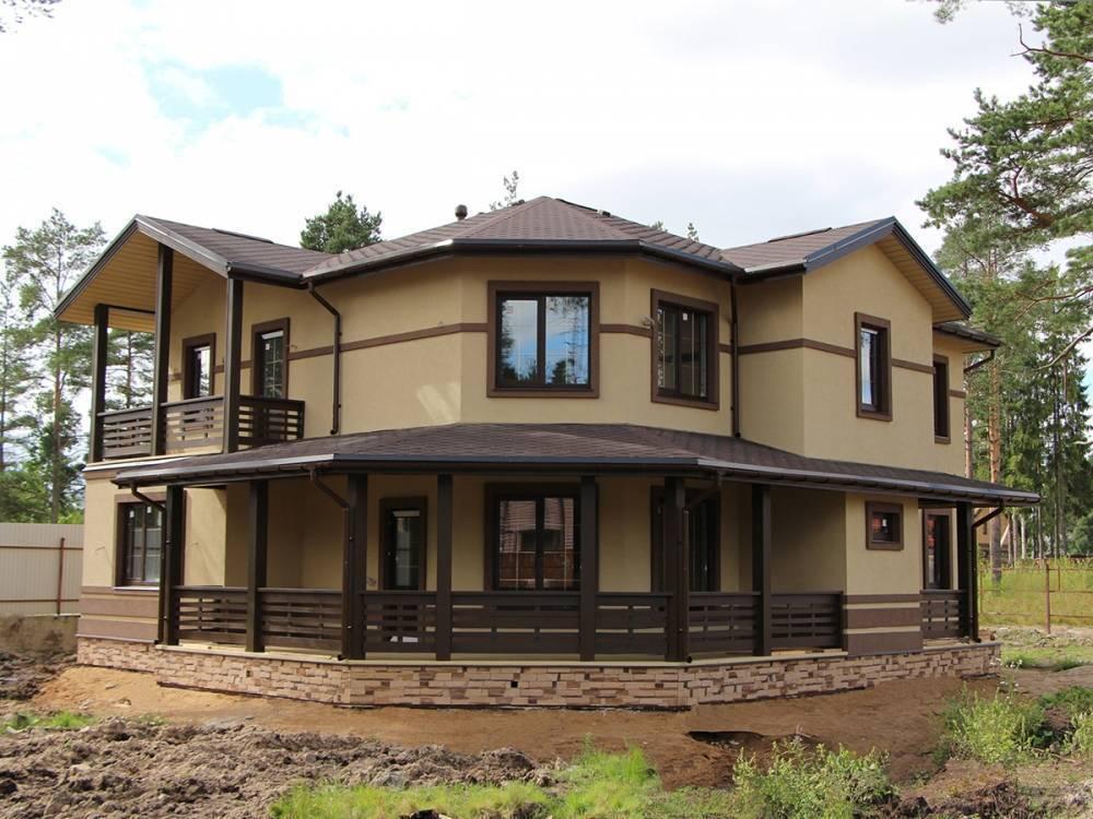 Монолитное строительство частных домов своими руками