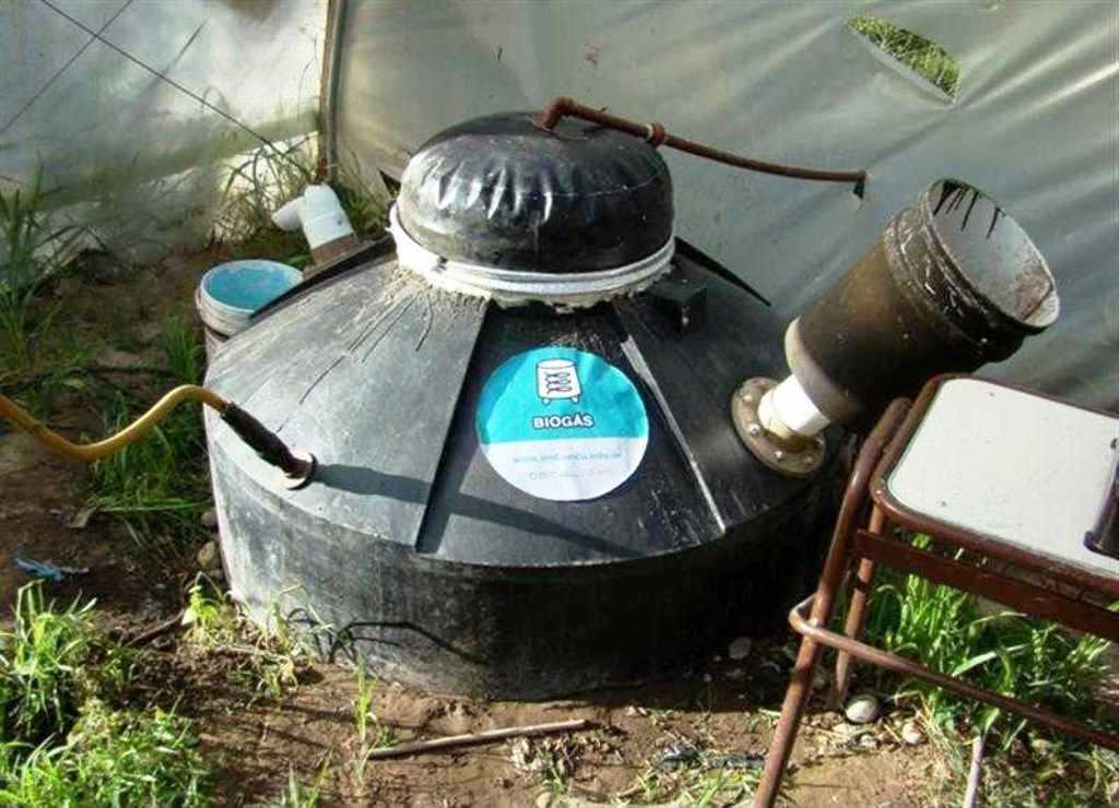 Биогазовая установка для частного дома: добываем энергоресурсы своими руками