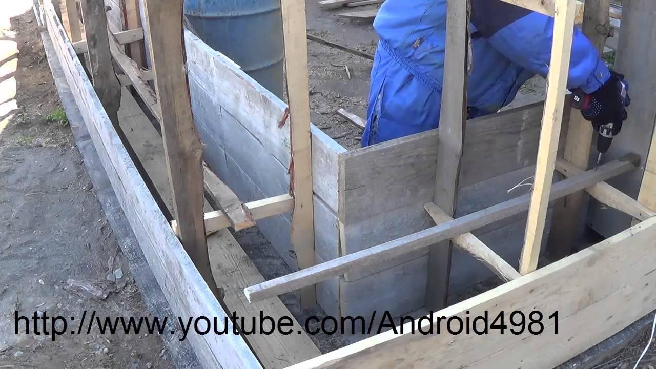 Постройка домов из опилкобетона своими силами. дом из опилкобетона личный опыт строительство из опилкобетона своими руками
