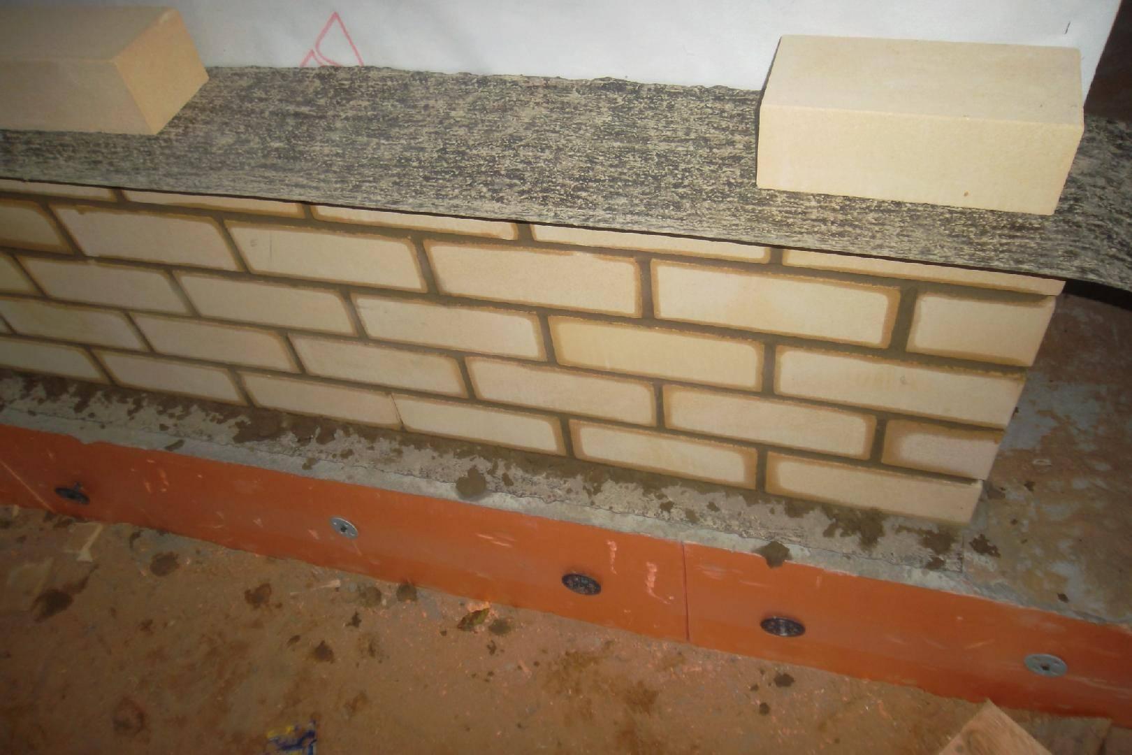 Облицовка газобетона кирпичом: правильные способы отделки газобетонных стен