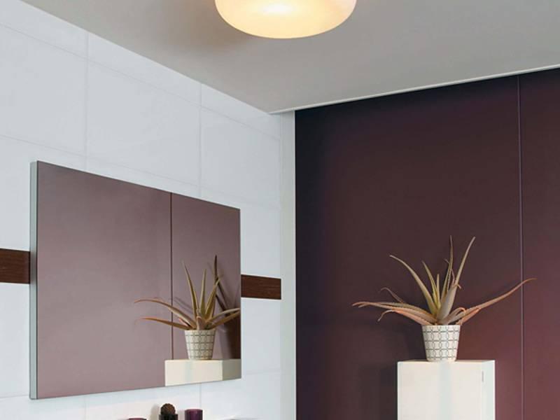 100 лучших идей дизайна: освещение в ванной комнате на фото