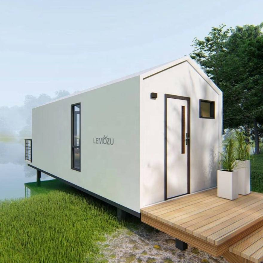 Модульный дом — обзор лучших вариантов для круглогодичного проживания (90 фото)