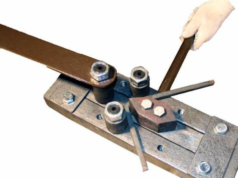 Как сделать станок для холодной ковки своими руками?