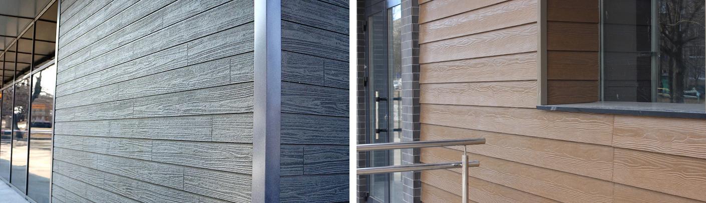Виниловый (пластиковый) сайдинг для фасада: цвета, производство, плюсы и минусы, виды (фото)