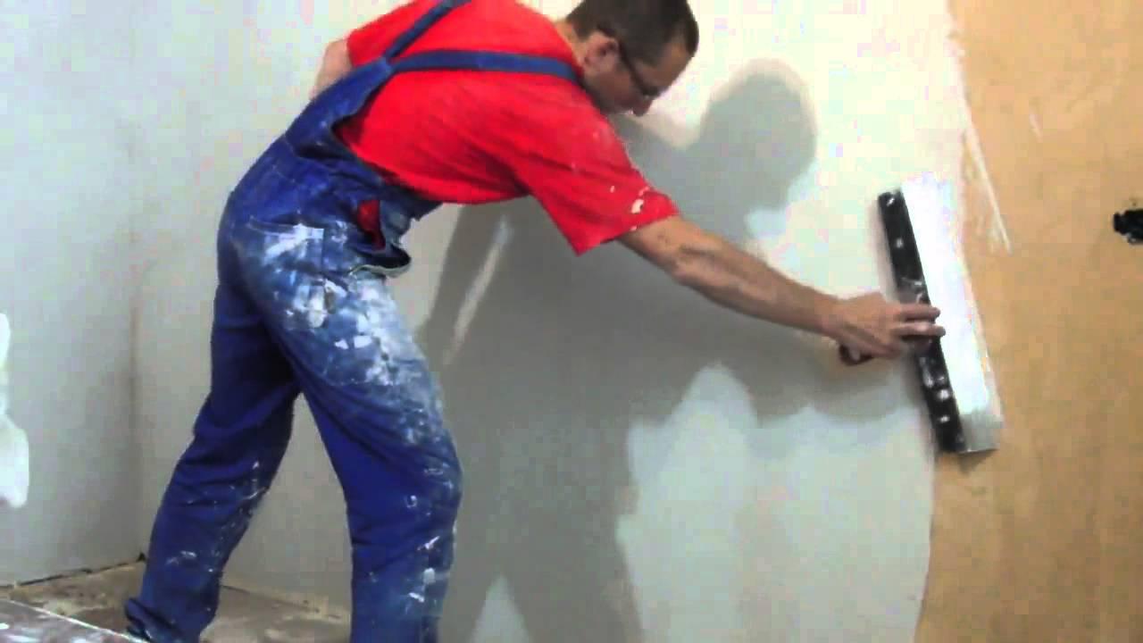 """Шпаклевка стен своими руками: под обои и покраску, технология от """"а"""" до """"я"""""""