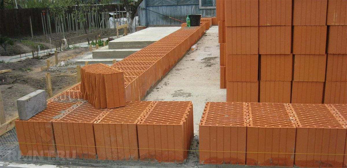 Керамические блоки или газобетон: что лучше выбрать