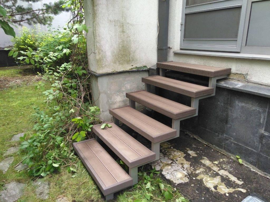 Крыльцо из бетона своими руками: поэтапная инструкция