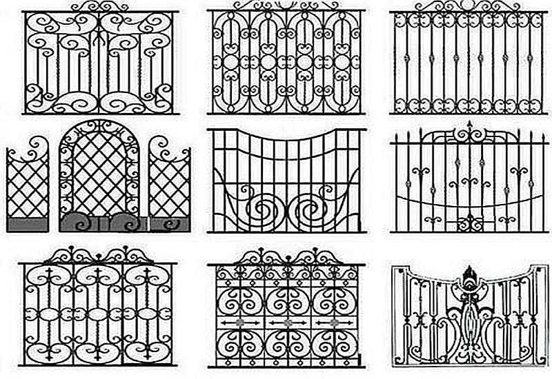 Красивый и долговечный забор для частного дома: виды, советы по выбору