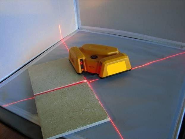 Как пользоваться лазерным нивелиром: выбираем устройство и находим применение