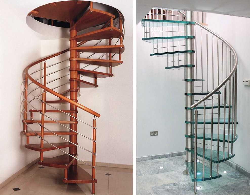 Деревянная лестница на второй этаж, какую выбрать и как сделать своими руками