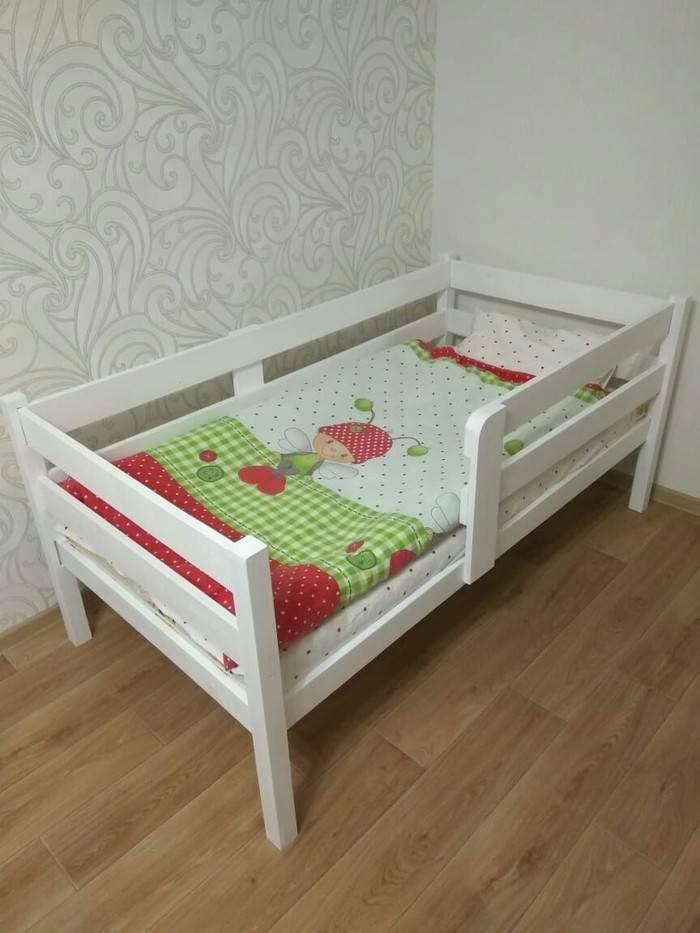Как сделать детскую кроватку самому в домашних условиях