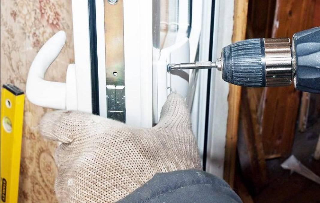 Ремонт пластиковых окон своими руками - твойдомстройсервис.рф
