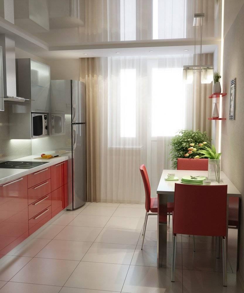 Кухня площадью 9 квадратных метров: советы по обустройству