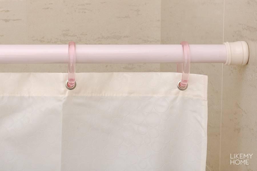 Карниз для ванной комнаты, какой выбрать (виды и материалы)