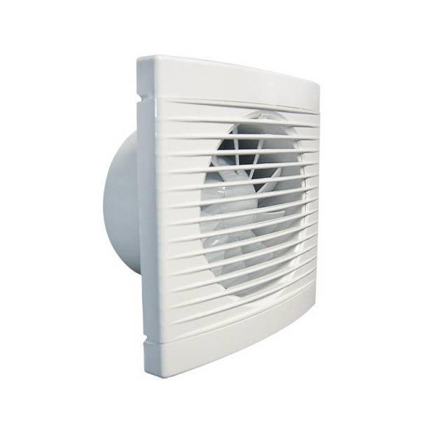 Вытяжной вентилятор в ванную комнату: выбираем правильно