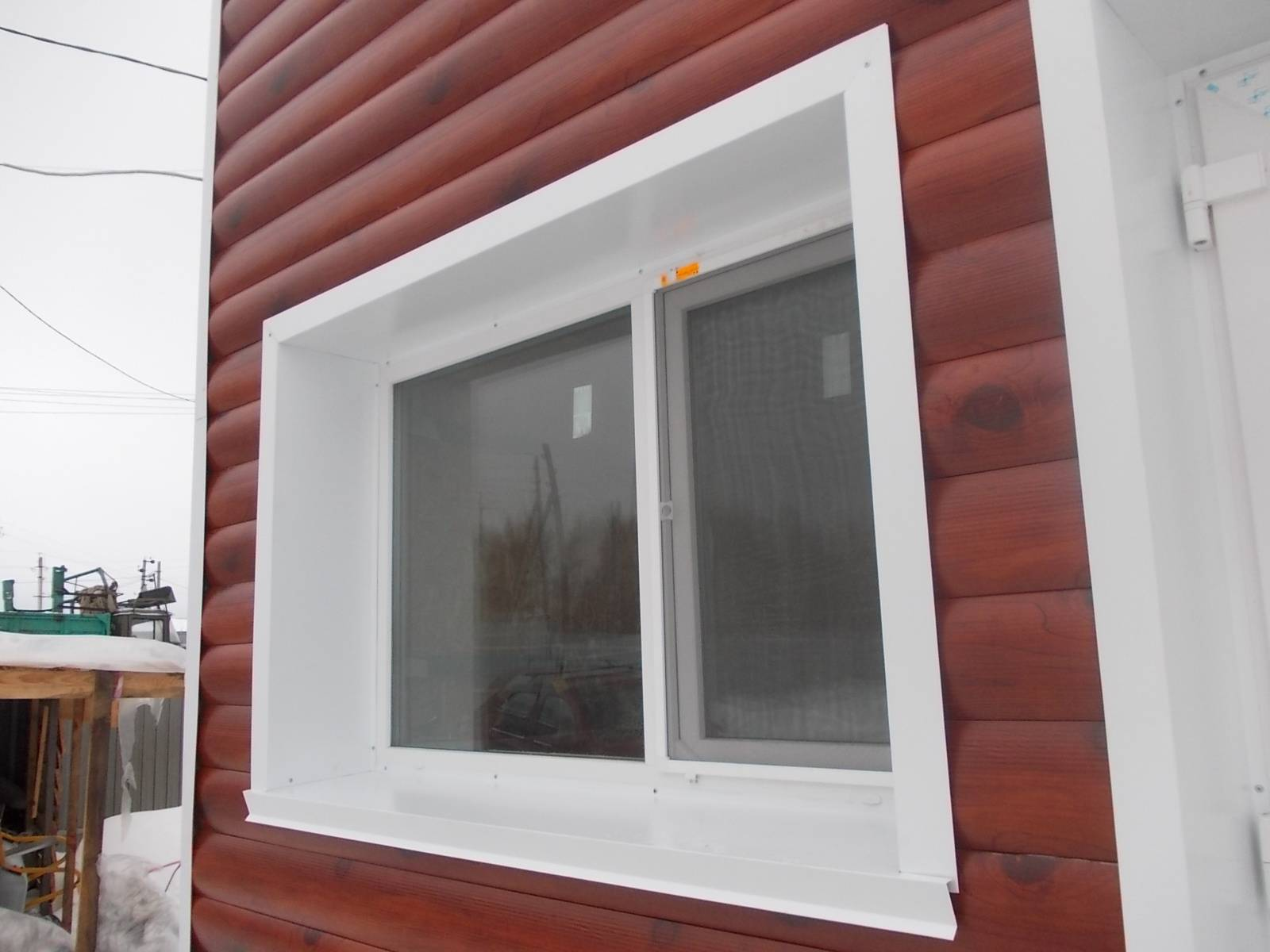Рекомендации по выбору и установке отливов на окна