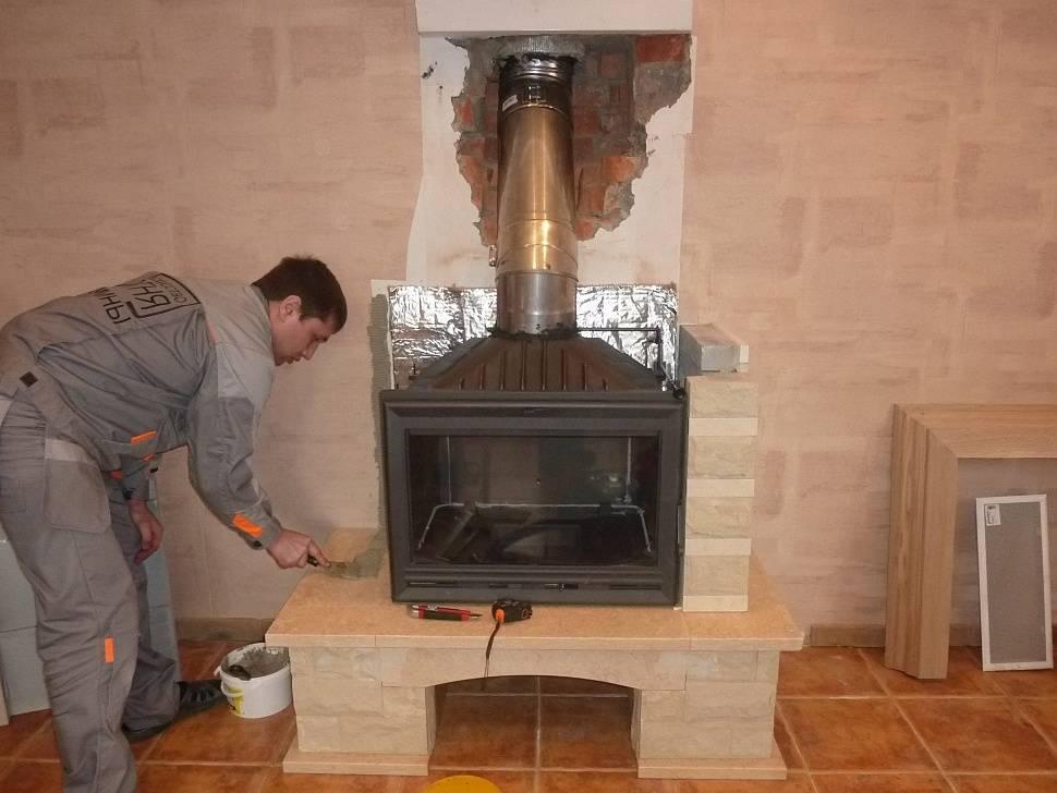 Размеры камина, как правильно рассчитывать габариты каминной системы