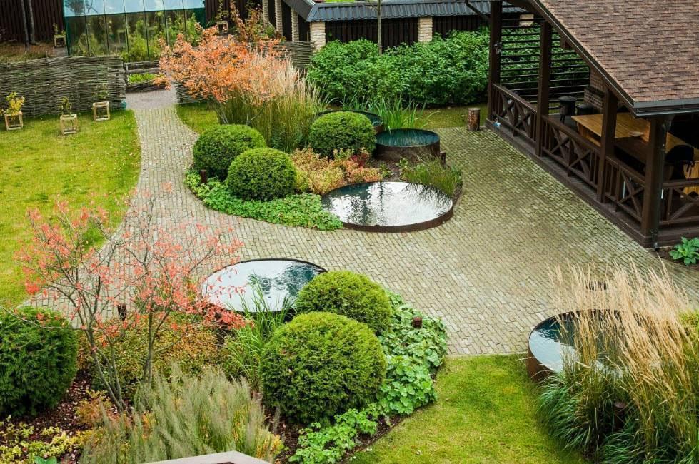 Дизайн садового участка: планирование, стиль, фото