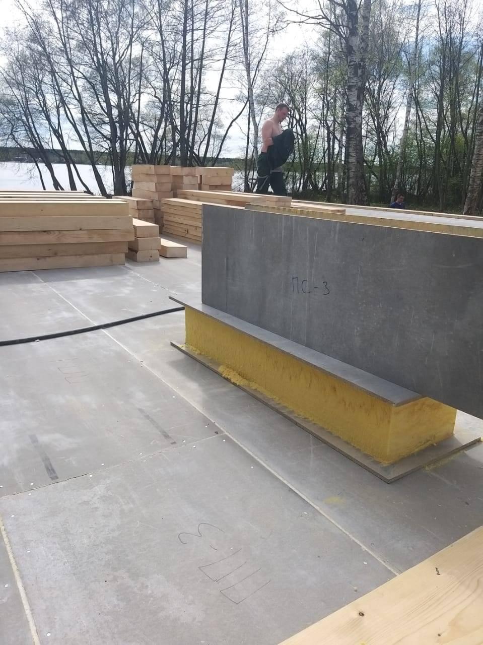Сип панели из цсп и строительство: преимущества и недостатки плиты